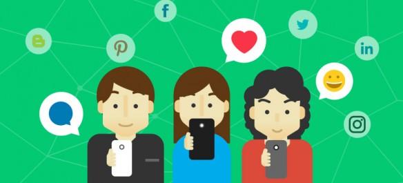 115 faits surprenants sur les réseaux sociaux [Infographie]