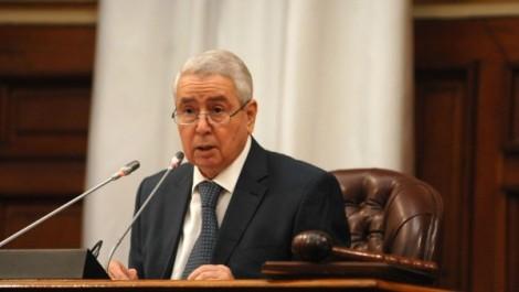 Bensalah nomme Mourad Amrouche au poste de directeur des résidences d'État !