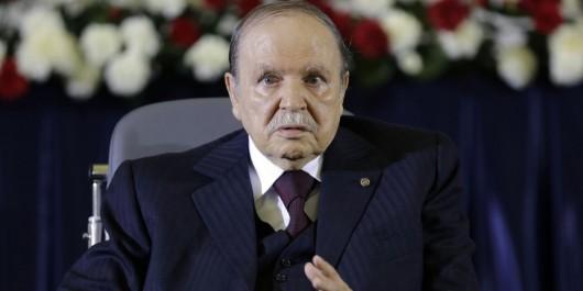 Législatives: le président Bouteflika appelle les Algériens à «exercer leur choix» et «participer massivement» au scrutin