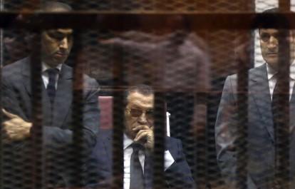 Egypte: Hosni Moubarak libéré après 6 années en prison.