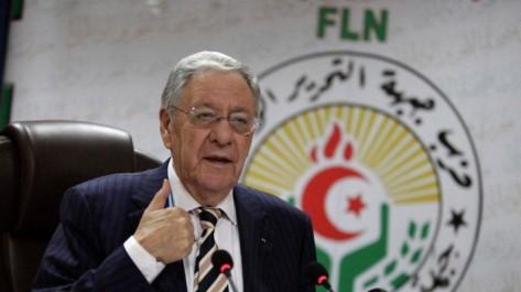 Ould Abbès: Le Comité central du FLN se réunira les 22 et 23 octobre