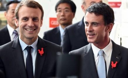 France/ Présidentielle : Valls tourne le dos à Hamon et annonce son soutien à Macron