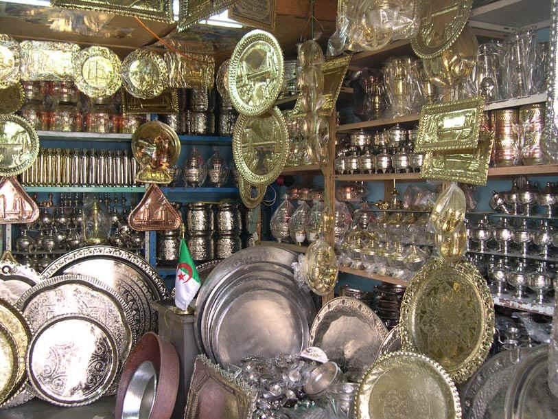 5e salon de l\'artisanat: appel à ouvrir les locaux de la Casbah pour ...