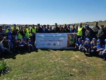 Vaste opération de reboisement dans l'Akfadou: Tchin-lait Candia offre 2000 plants