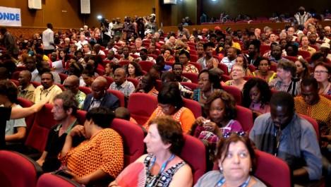 Fespaco: Accueil triomphal d'un film anticolonialiste