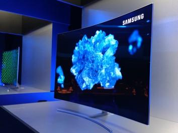 TV Qled et Fram révélés à Paris:  Les chefs-d'oeuvre de Samsung
