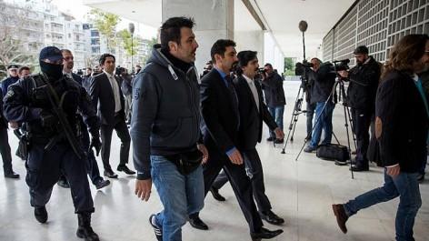 Grèce: La justice refuse de nouveau d'extrader des militaires turcs