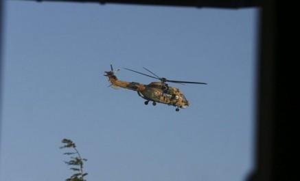 Tiaret : crash d'un hélicoptère militaire près de Rechaika