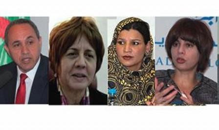 Mihoubi, Eddalia, Tagabou, Feraoun et Mebarki: Ces ministres peinards