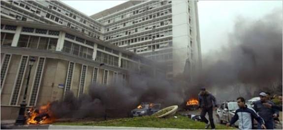 Le 11 avril 2007, Alger était la cible d'attentats suicide