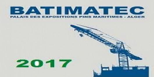 Le 20ème Salon international du bâtiment «Batimatec» du 23 au 27 avril à Alger