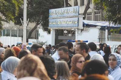Sit-in hier des praticiens devant le siège du ministère de la santé: Boudiaf refuse de recevoir les délégués du SNPSP