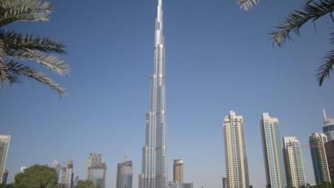 Dubaï: nouvel incendie près de la plus haute tour du monde