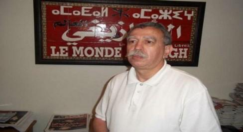 """Mouloud Lounaouci lors d'une conférence Samedi à Montréal:  """"L'officialisation de tamazight est un leurre"""""""