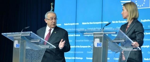Mme Mogherini «très satisfaite» du niveau des relations entre l'Algérie et l'UE