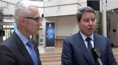 Hamel souligne la détermination de la police algérienne à travailler avec Interpol