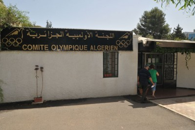 Comité olympique algérien : dépôt des candidatures du 11 au 18 mai