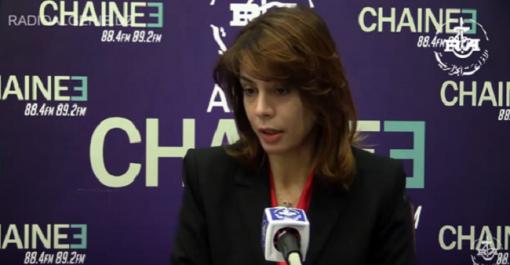 Contrat AT- Huawei : Houda Feraoun justifie le gré à gré mais pas le «clés en mains» (vidéo)