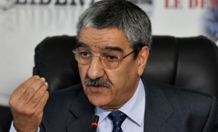 Saïd Sadi : «Le Drian a ses petites relations avec les notables du régime»