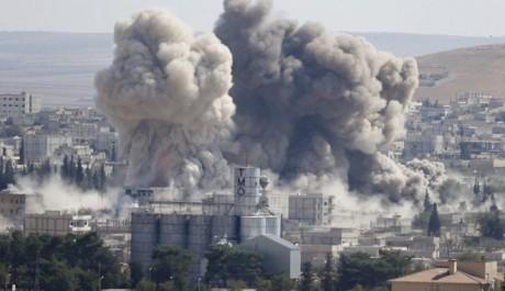 Syrie: 12 morts dans l'explosion d'un dépôt d'armes de terroristes à Idleb