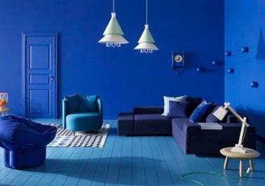 Déco intérieure: et si on craquait pour le bleu ?