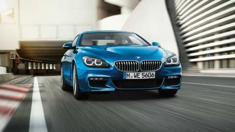 BMW conserve bien la Série 6 Coupé au catalogue