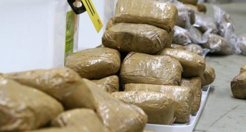 Tadjenent: Saisie de 1,6 kilogramme de drogue