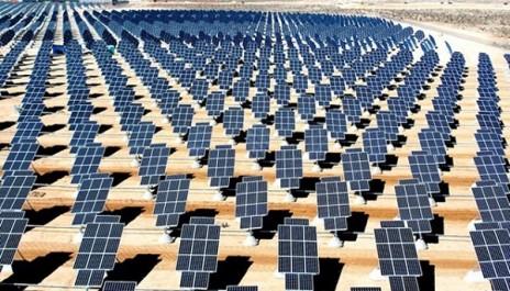 Lancement du Cluster énergie solaire