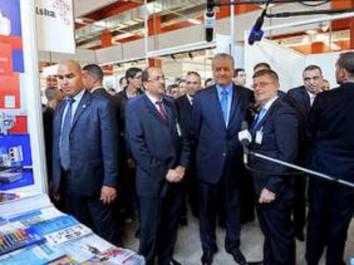 Sellal à la Foire internationale d'Alger: «il faut gagner la bataille de l'export»