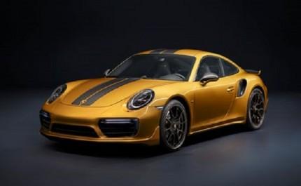 Volkswagen Group : Porsche 911 Turbo S Exclusive Series, la 911 la plus puissante jamais présentée