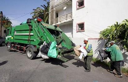 Pour préserver l'hygiène publique: Collecte des déchets ménagers à Guelma