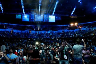 Le salon E3 de Los Angeles courtise les joueurs de jeux video
