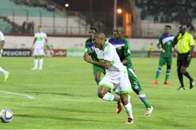 Algérie 2-1 Guinée (Terminé)