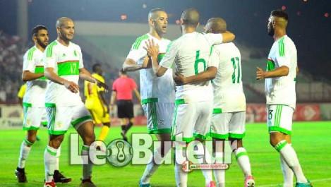 Algérie 2 – Guinée 1 : Montrer un meilleur visage face au Togo