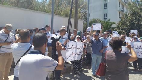 Tizi Ouzou: Grève et protestation des habitants de Attouche