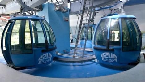 Téléphérique : mise en service des lignes Bab El Oued-Notre Dame d'Afrique et Bab El Oued-Zghara avant fin 2018