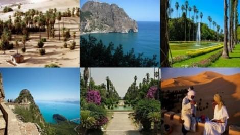 Tourisme: L'Algérie dans le Top 10 des meilleures destinations pour 2018