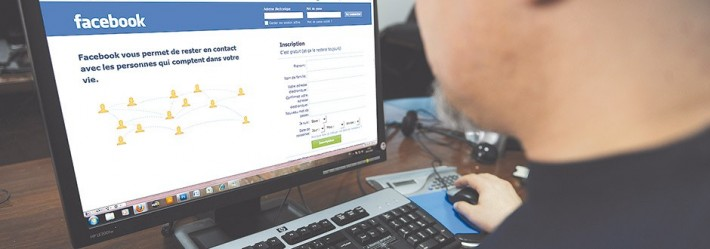 La connexion à facebook et à d'autres sites de partage brouillée à l'Est : les avis mitigés