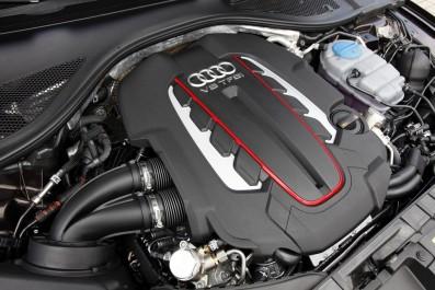 Audi : Le V8 4,0 litres bi-turbo de la Panamera pour l'Audi S8