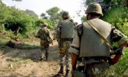 Une casemate pour terroristes découverte à Tipaza