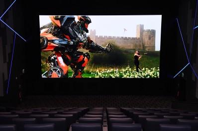 Samsung lance le tout premier écran de cinéma LED au monde