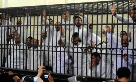 Egypte: 20 peines de mort confirmées pour des pro-Morsi