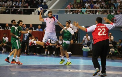 Mondial U-21 de handball: Algérie bat l'Arabie saoudite et se qualifie aux 8es