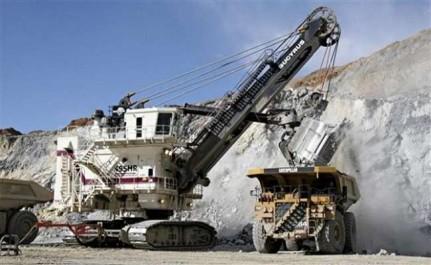 L'industrie minière en Algérie