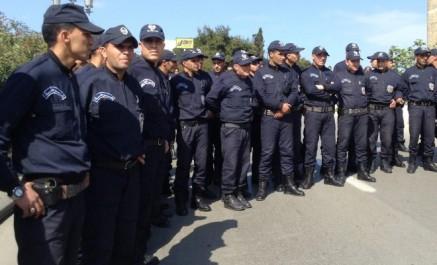 180.000 agents de police pour sécuriser les élections locales