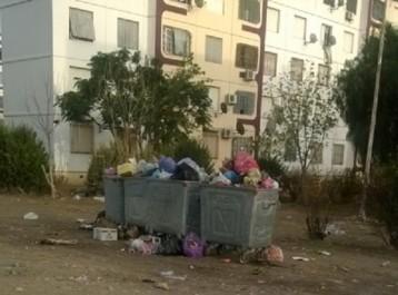 Oum El-Bouaghi: Le calvaire de la pollution résultant des déchets brûlés