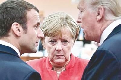 Accord de Paris sur le climat: Le G20 entérine la sortie des USA