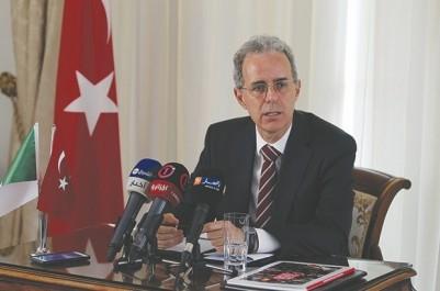 Conférence de presse de l'ambassadeur Turc à Alger: Ankara réclame toujours Gülen à Washington