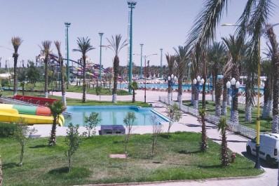 """Biskra : Projet touristique englobant un Aquaparc """"Les Jardins des Zibans"""" pour ressusciter le tourisme"""