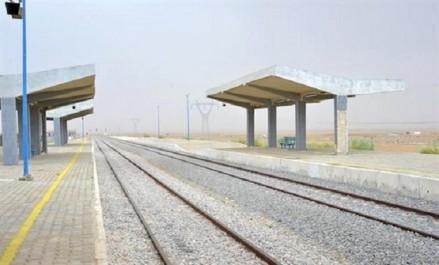 Mise en exploitation en 2018 de la ligne ferroviaire Tébessa- Ain M'lila